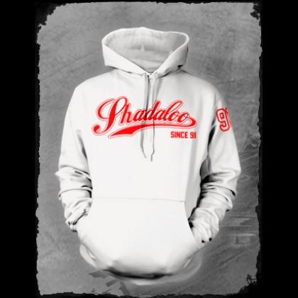 White Vintage hoodie