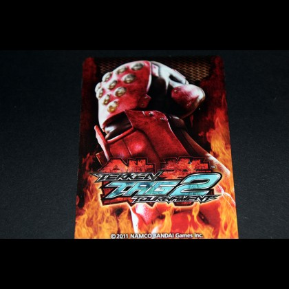 Tekken Bana Passport card #3