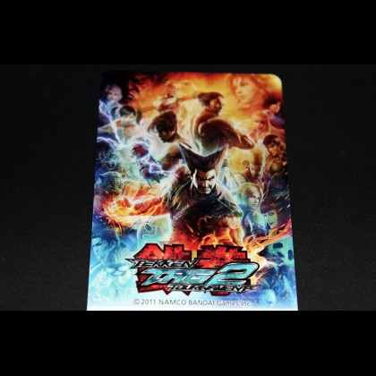 Tekken Bana Passport card #4