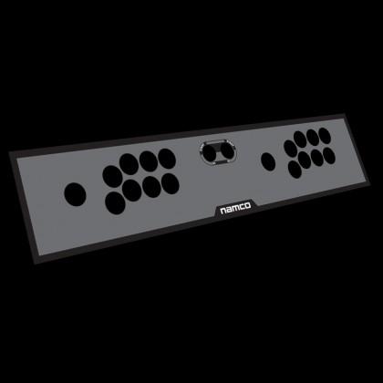 Namco Noir repro 2 player control panel